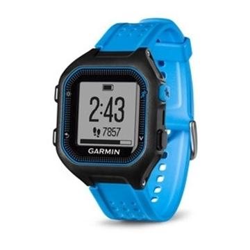 GARMIN - Montre GPS - FORERUNNER 25 - Unisexe - Bleu-noir