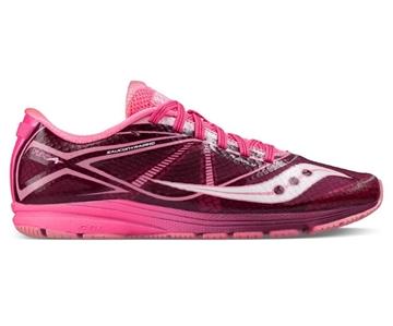SAUCONY - Chaussure de course de route - Saucony Type A - Femme - Rose