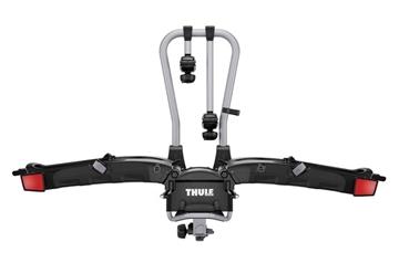THULE - Porte vélo pour attache remorque - EASYFOLD 9032 (Idéal pour vélo électrique)
