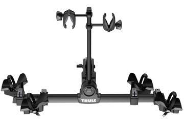 THULE - Porte vélo pour attache remorque - DOUBLETRACK PRO - 2 Vélos