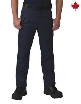 Image de Pantalon Doublé Piqué marine / BIG BILL 3147