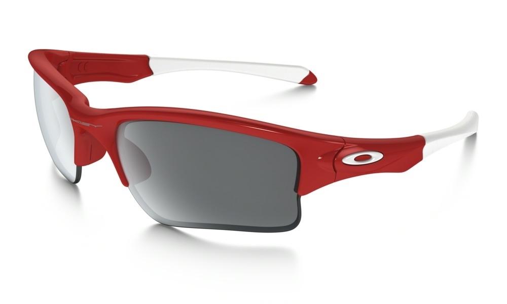 oakley lunette de soleil quarter jacket iridium youth rouge centre d 39 achats en ligne. Black Bedroom Furniture Sets. Home Design Ideas