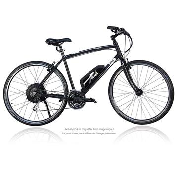 Vélo Électrique Evo BION-X 48 Volt 6.6 Amp. Noir