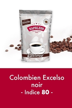 Colombien Excelso noir