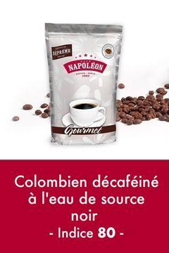 Colombien déca noir