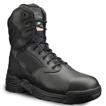 Image de Botte 8'' Zip (Stealth Force) Noir (CT&P)  /  MAGNUM 5319