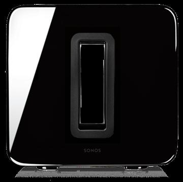 Image de SONOS Sub pour haut-parleurs sonos