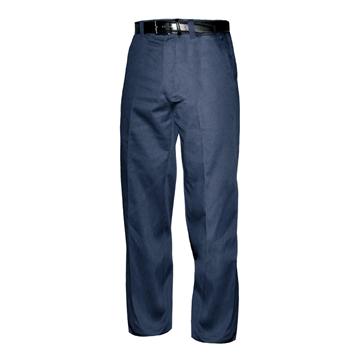 Image de Pantalon Stretch Taille Base 5 Poches Noir ou Marine / NAT'S WS150