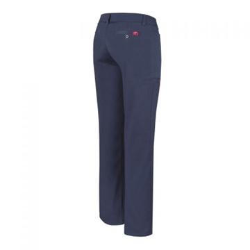 Image de Pantalon femme Stretch Taille Base Noir ou Marine / Pilotte et Filles PF805
