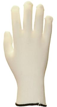 Image de Gant tricot blanc, bonne dextérité