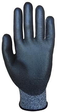 Image de Gant Anti-coupure niv. 3, tricot fibre de verre, Enduit polyuréthane
