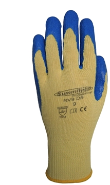 Image de Gant tricot Anti-coupure niv. 3, Protection chaleur 250 degrés