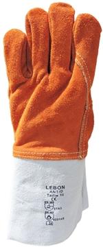 Image de Gant traité anti-chaleur, doublé 100% laine