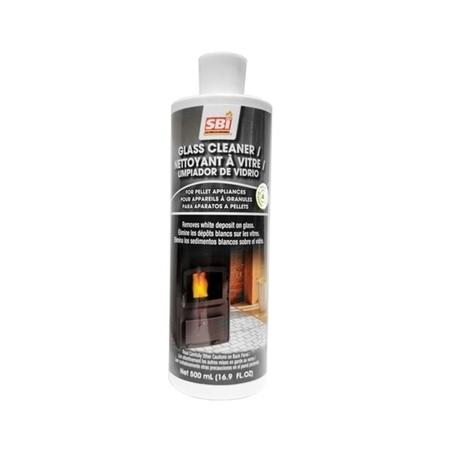 Accessoires produits entretien nettoyant vitre pour appareil granules 500 ml 16 9 fl oz - Produit deperlant pour vitres ...