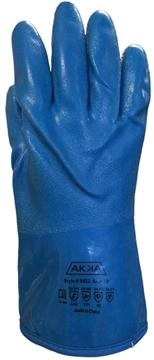 Gant PVC Doublé Ratine