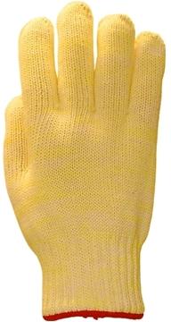 Gant Tricot Anti-Coupure Niv. 3, Protection 250 Degrés C, Doublé Coton