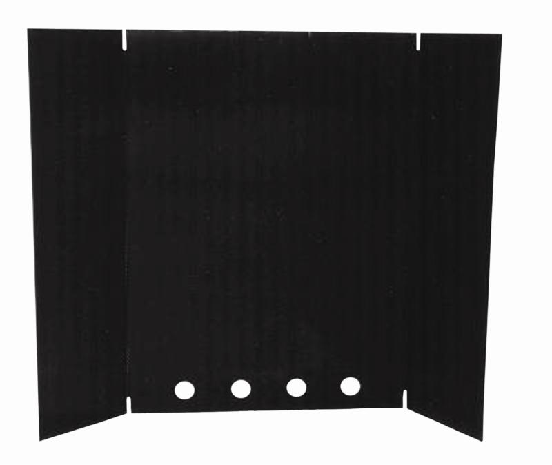 Accessoire autres cran coupe chaleur noir emballage for Achat vegetaux en ligne