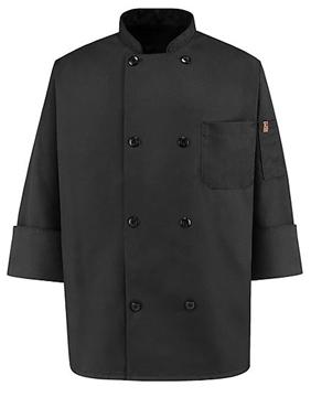 Veste De Cuisinier Noir / VF Imagewear KT76