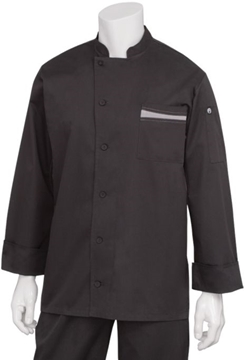 Image de Veste de chef  M/L LYSS 2 couleurs / CHEF WORKS VSLS