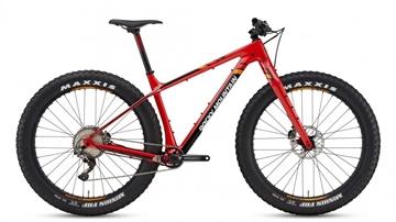 Rocky Mountain - Vélo de montagne - RMB - SUZY Q -90 - FAT BIKE - ROUGE - LARGE