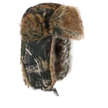 Image de Chapeau de fourrure camo