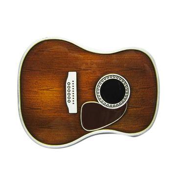 Boucle de ceinture Western table de guitare