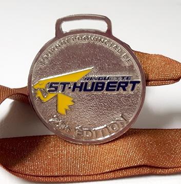 Image de Médailles - Étain sur Mesure - Ringuette St-Hubert