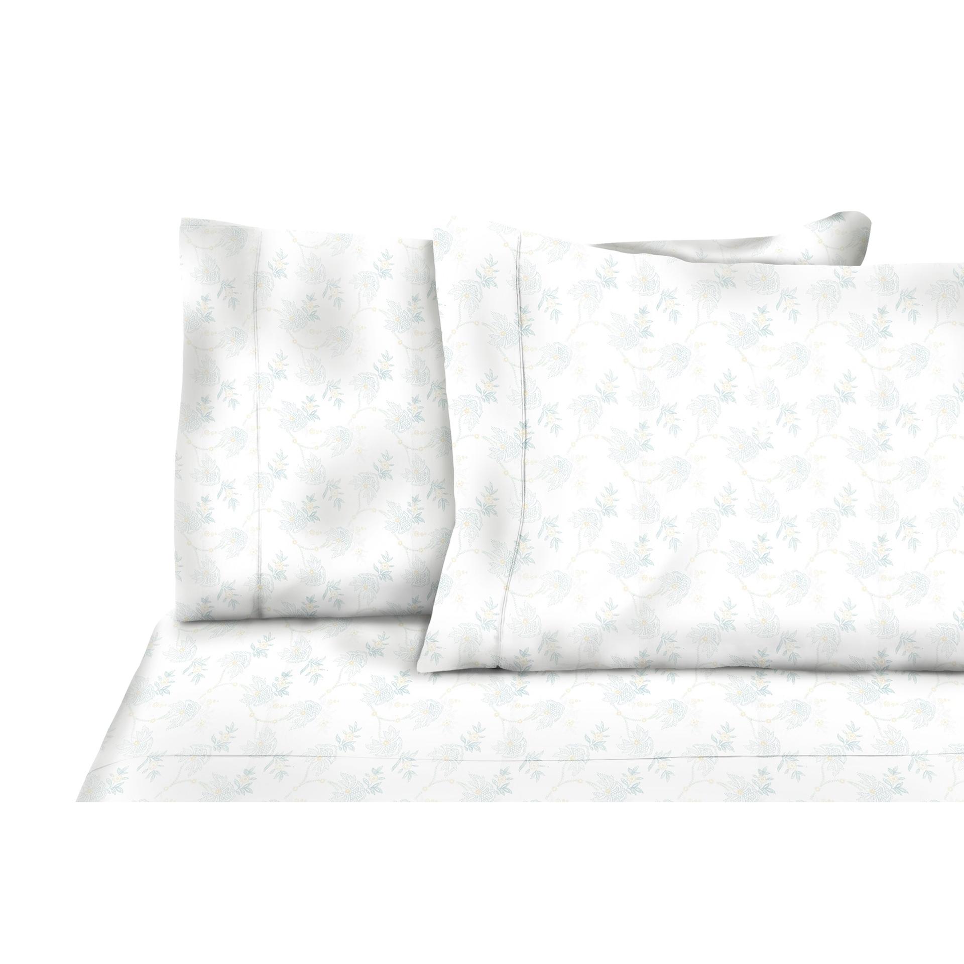 drap en flanelle motif floral centre d 39 achats en ligne. Black Bedroom Furniture Sets. Home Design Ideas