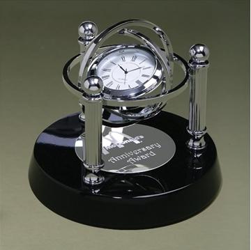 Image de Cadeaux Corporatifs - Horloges - Gyroscope