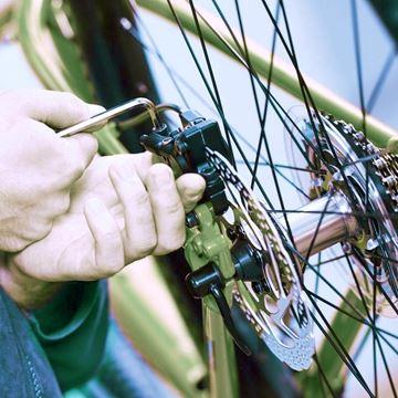 Mise au point de vélo - L'EXPERT vélo de montagne