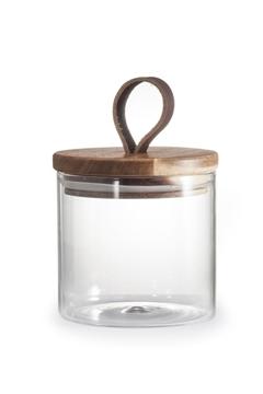 Image de Pot de rangement en verre
