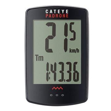 CATEYE - Compteur de vélo (Cyclomètre )- STRADA PADRONE SANS FIL