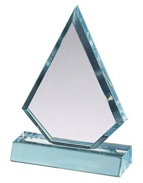 Image de Trophée  - Cristal - Triangle CP26