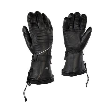 Image de gant cuir de chèvre GKS noir