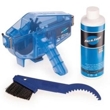 PARK - Ensemble de nettoyeur à chaine - Outils et dégraisseur