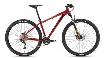 Rocky Mountain - Vélo de montagne - RMB FUSION 940 - ROUGE - XLARGE
