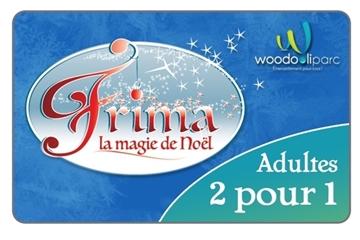 2 Pour 1 Billet Woodooliparc Zone Frima Pour Adulte
