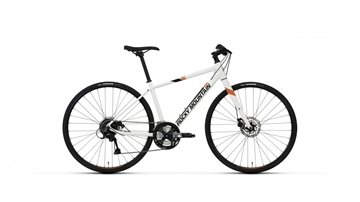 Rocky Mountain - Vélo hybride - RMB RC_30_PERF BIKE - BLANC - LARGE
