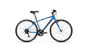 Rocky Mountain - Vélo hybride - RMB RC_30 COMFORT BIKE - BLEU - SMALL