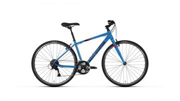 Rocky Mountain - Vélo hybride - RMB RC_30 COMFORT BIKE - BLEU - MEDIUM