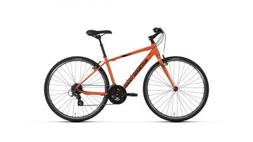 Rocky Mountain - Vélo hybride - RMB RC_10 COMFORT BIKE - ORANGE - SMALL