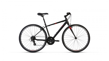 Rocky Mountain - Vélo hybride - RMB RC_10 COMFORT BIKE - NOIR - SMALL