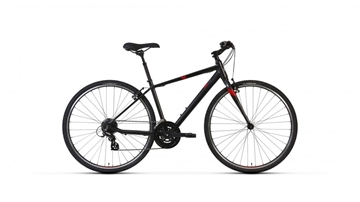 Rocky Mountain - Vélo hybride - RMB RC_10 COMFORT BIKE - NOIR - LARGE
