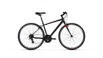 Rocky Mountain - Vélo hybride - RMB RC_10 COMFORT BIKE - NOIR - XLARGE