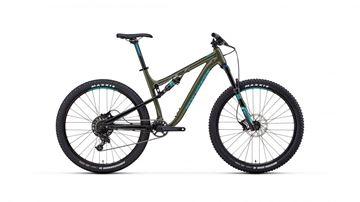 Rocky Mountain - Vélo de montagne - RMB THUNDER A_30 BIKE - VERT - LARGE