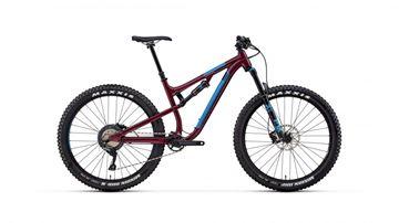 Rocky Mountain - Vélo de montagne - RMB PIPELINE A50 BIKE - BOURGOGNE/BLEU - MEDIUM (