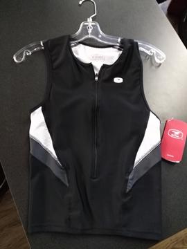 SUGOI - Camisole de triathlon - RPM TRI TANK - Homme - Noir - Médium