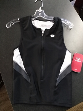 SUGOI - Camisole de triathlon - RPM TRI TANK - Homme - Noir - Large