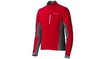 MARMOT - Manteau Coupe Vent - STRETCH LIGHT JACKET - Homme - Rouge - XLarge