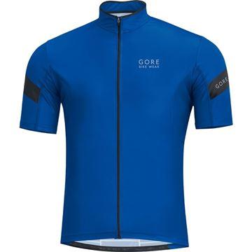 GORE - Maillot De Vélo - POWER 3.0 - Homme - Bleu Brillant / Noir - XXLarge